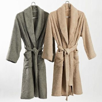 Super Pile Robe Size Medium by Abyss and Habidecor