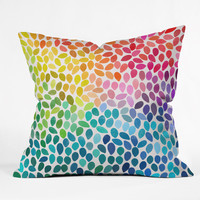 Garima Dhawan Rain 11 Throw Pillow