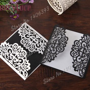 Laser cut wedding invitations sets, wedding cards invitation 2017,invitations of marriage,wedding invitations,party supplies