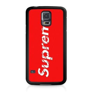 Supreme Samsung Galaxy S5 case