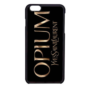 Yves Saint Laurent s Opium FOR IPHONE 6  CASE**AP*