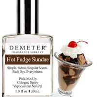 Hot Fudge Sundae