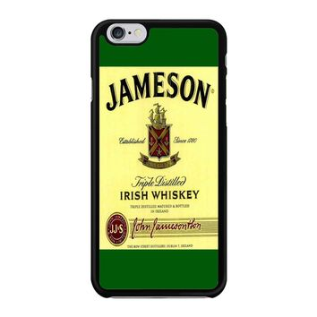 Jameson Wine Irish Whiskey Iphone 6 / 6S Case
