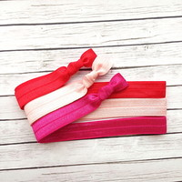 Solid Headband Sets! 8 Color Collections!