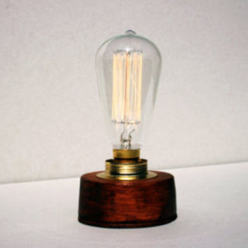 The Edison Table Lamp