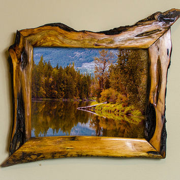 8x10 Diamond Willow Frame