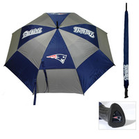 New England Patriots NFL 62 double canopy umbrella