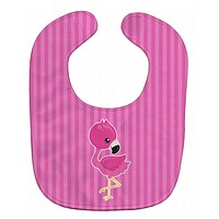 Flamingo Baby Bib BB8765BIB