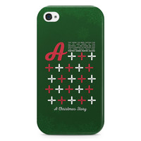 iPhone 6s, Samsung Galaxy, A Christmas Story, iPhone Case, Phone Case, Phone Cover, Ralphie, Red Rider BB Gun, Samsung Phone Case, A++++++