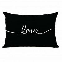 Love Mix and Match Pillow