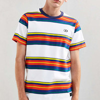 Lazy Oaf Vintage Stripe Tee - Urban Outfitters