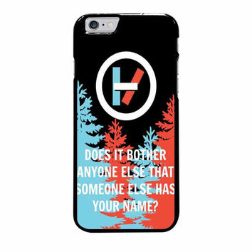 does it brother twenty one pilots iphone 6 plus 6s plus 4 4s 5 5s 5c cases