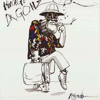 Ralph Steadman Fear and Loathing Dr Gonzo Poster 24x28