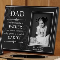 Personalized Special Dad Frame