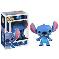 Disney Stitch Pop! Vinyl Figure - Funko - Lilo & Stitch - Vinyl Figures at Entertainment Earth