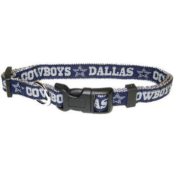 Dallas Cowboys Collar Large