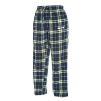 Seattle Seahawks Huddle Men's Flannel Pants