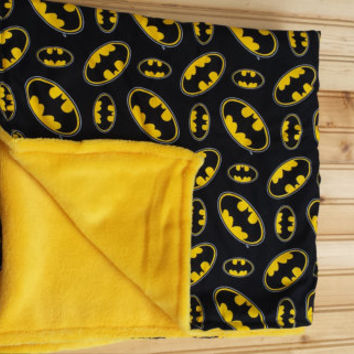 Batman Baby Blanket