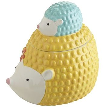 Sadie Hedgehog Cookie Jar