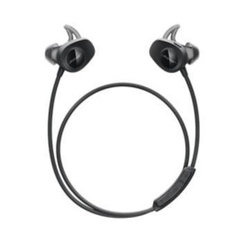 Bose SoundSport Wireless Earphones with Mic - Black | Dell United States
