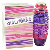 Girlfriend By Justin Bieber Eau De Parfum Spray 3.4 Oz