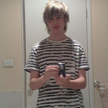5secsofLu : indirect to michael clifford of 5sos your fetus pic is my fav http://t.co/I1a6Nq1d0l | Twicsy - Twitter Picture Discovery
