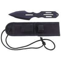 Maxam® Fixed Blade Throwing Knife with Nylon Sheath