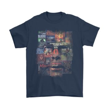 LMFCV3 All Horror Books Stephen King Shirts