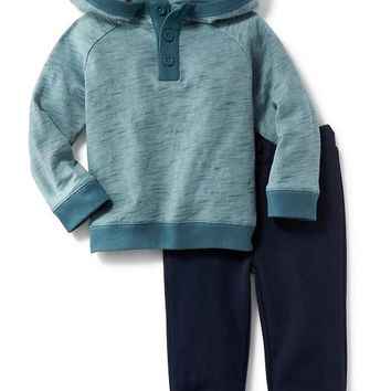 Old Navy 2 Piece Hoodie And Joggers Set