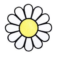 Loungefly Daisy Iron-On Patch