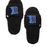 University Of Kentucky Sherpa Slippers - PINK - Victoria's Secret