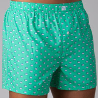Southern Tide Boxers - Green Apple