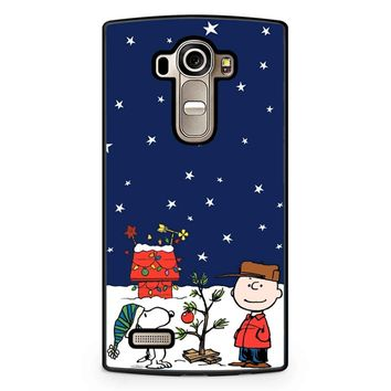 Charlie Brown Peanuts Snoopy LG G4 Case