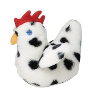 Multipet Look Who's Talking Chicken Dog Toy