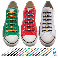 Hickies Elastic Shoelaces at Brookstone—Buy Now!