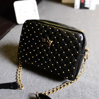Summer Chain Crown Sweets One Shoulder Bags [6580920071]