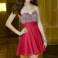 Alyce Sweet 16 3558 Dress