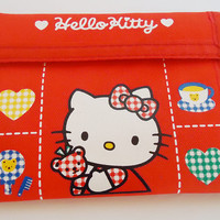 Absolutely Cute Hello Kitty Wallet. 1994. Sanrio