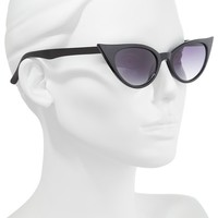 BP. 52mm Exaggerated Mini Cat Eye Sunglasses | Nordstrom