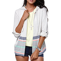 Billabong Slow It Down Cardigan Fleece Hoodie at PacSun.com