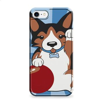 Maneki Corgi tricolor iPhone 6 | iPhone 6S case