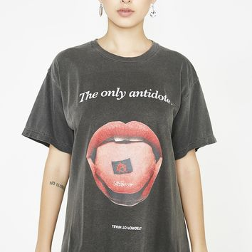 The Only Antidote Tee