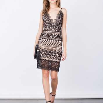 Take the Night Away Dress