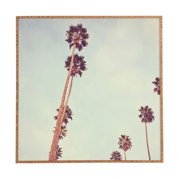 Catherine McDonald Streets Of Los Angeles Framed Wall Art
