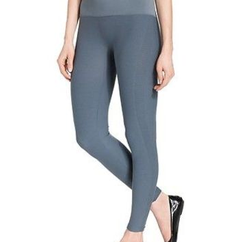 NWT Spanx Star Power Tout and About Luxe Tux Shaping Leggings Medium Gray
