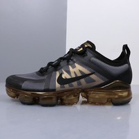 "Nike Air VaporMax 2019 ""Black/Gold"" - Best Deal Online"