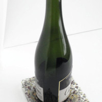 Wine Bottle Coaster