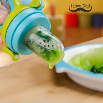 Baby Food Supplement Feeder