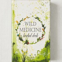 Tamed Wild Wild Medicine Herbal Card Deck | Urban Outfitters