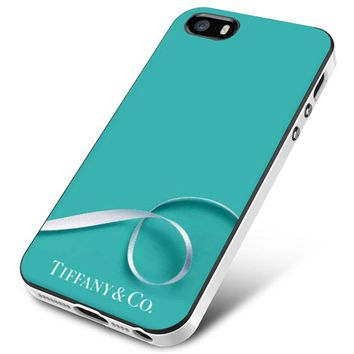 TIFFANY AND CO RIBBON iPhone 5 | 5S | 5SE Case Planetscase.com